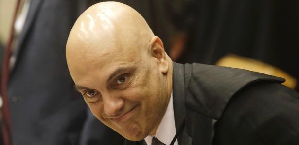 A escolha de Moraes como relator foi feita por sorteio eletrônico pelo sistema do STF