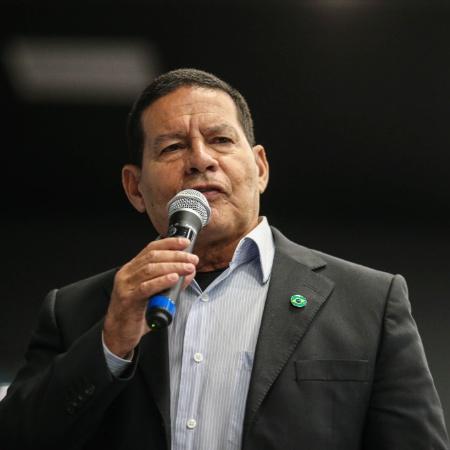 General Mourão, candidato a vice na chapa de Jair Bolsonaro - GERALDO BUBNIAK/AGB/ESTADÃO CONTEÚDO