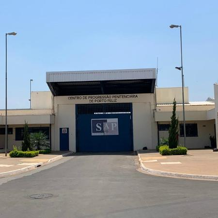 Penitenciária de Porto Feliz, no interior de SP - Divulgação/Deic