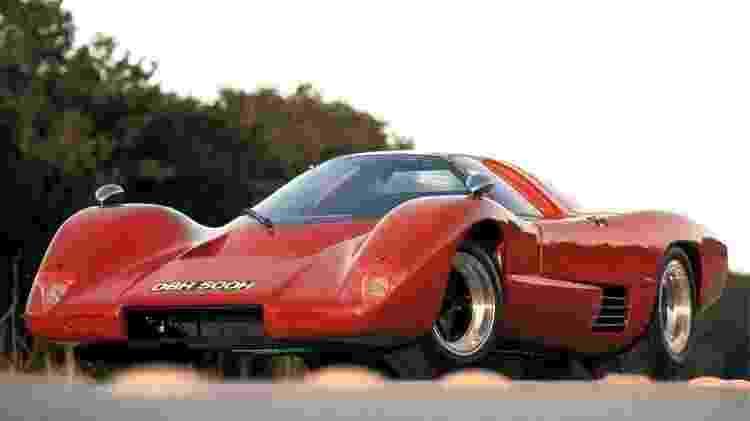 McLaren M6GT Bruce - Top Car Rating - Top Car Rating