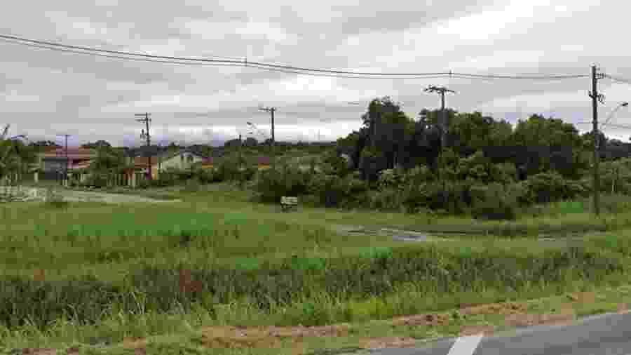 Suspeito foi encontrado na avenida das Palmeiras (foto), em Itanhaém (SP) - Reprodução/Google Maps