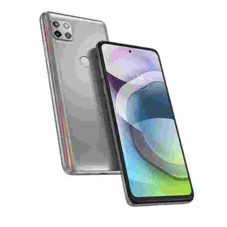 Motorola Moto G 5G - Divulgação - Divulgação