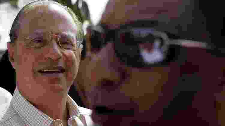 Timóteo (então PP) na primeira campanha à Câmara de São Paulo, em 2004, apoiando Paulo Maluf (PP), candidato à Prefeitura - BETO BARATA/ESTADÃO CONTEÚDO/AE - BETO BARATA/ESTADÃO CONTEÚDO/AE