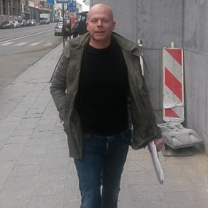 Sven Mary, advogado de Salah Abdeslam