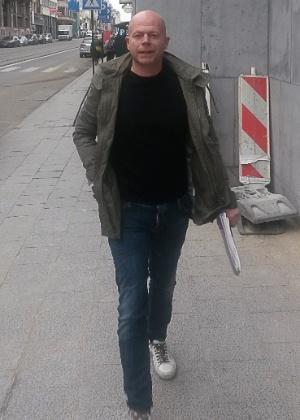 O belga Sven Mary, advogado de Salah Abdeslam, suspeito de participar dos atentados em Paris