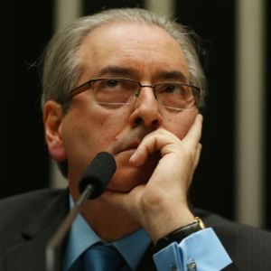 Presidente da Câmara, Cunha é réu no STF
