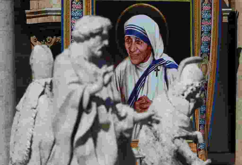 Madre Teresa de Calcutá - Stefano Rellandini/Reuters