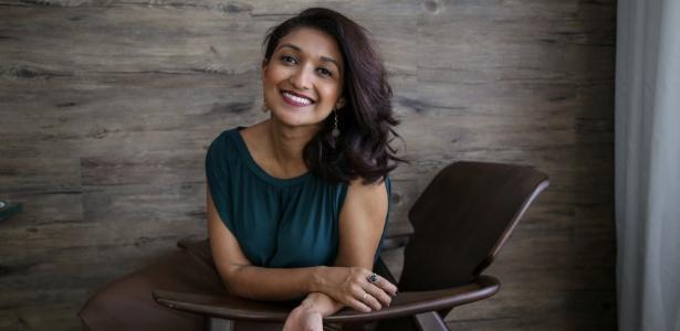 A jornalista Viviane Duarte, de 38 anos, idealizadora dos projetos Plano Feminino e Plano de Menina