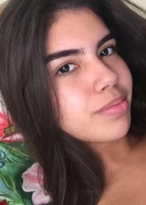 Yasmin Lima Rocha, 17, tirou nota mil na redação do Enem 2017
