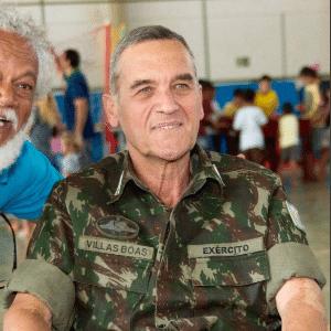 Villas Bôas, comandante do Exército