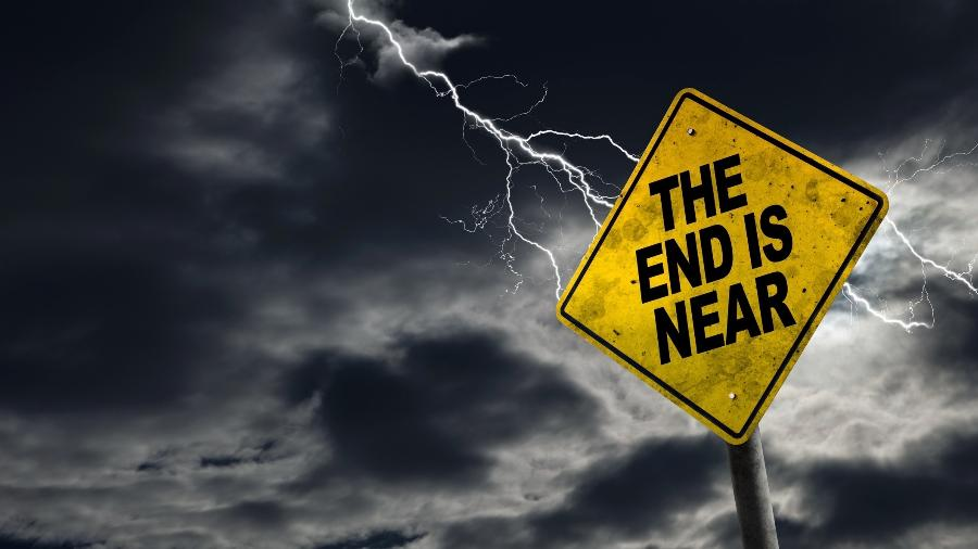 """O fim está próximo"" - iStock/Getty"