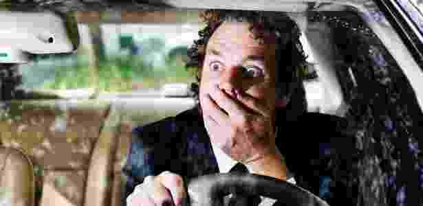 Imagina a surpresa do motorista ao perceber que uma mãe foi deixada no carro - Getty Images/Vetta