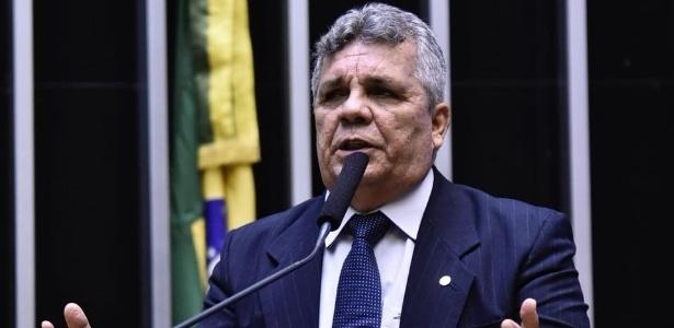 """Alberto Fraga, candidato derrotado ao governo do DF e líder da """"bancada da bala"""" no Congresso"""