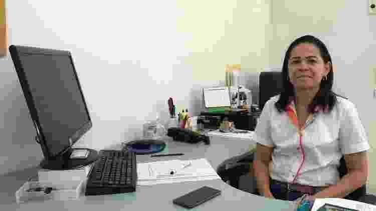 A pesquisadora da Embrapa Semiárido Maria Auxiliadora Coelho de Lima - Luciana Amaral/UOL