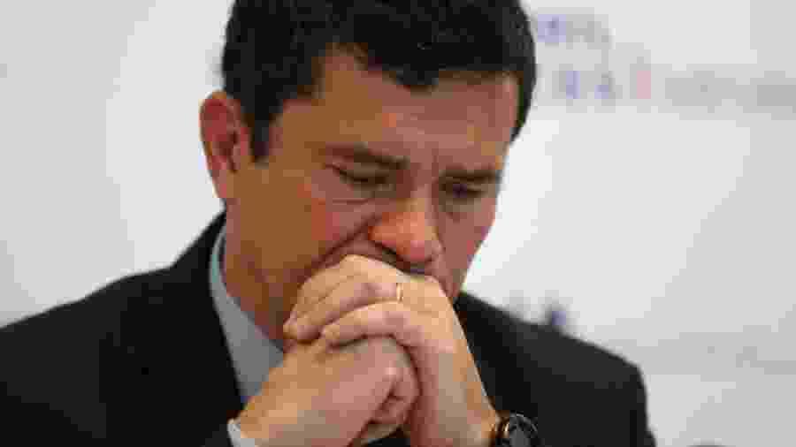 Moro disse não ter visto nada ilegal nas conversas atribuídas a ele pelo site The Intercept Brasil - Rafael Marchante/Reuters