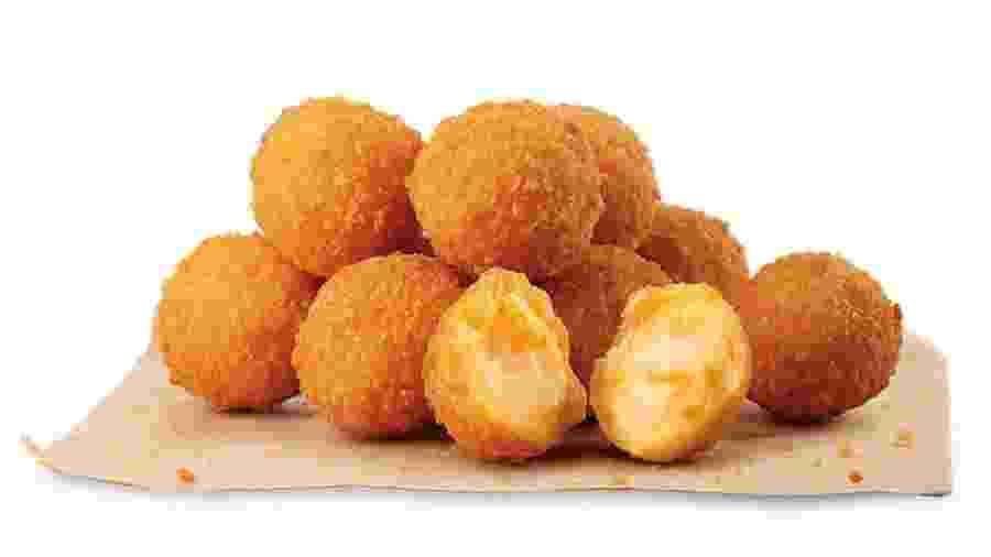 Mandioca Fries poderá acompanhar sanduíches em opções com e sem molho, com porções de quatro, seis e dez unidades - Divulgação
