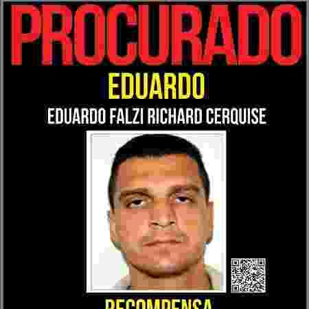 Eduardo Fauzi - Portal dos Procurados