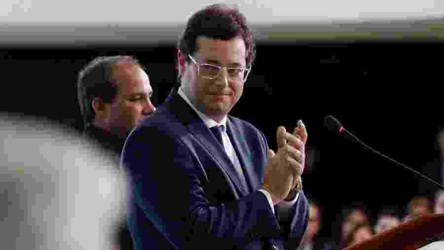 O secretário de comunicação Fabio Wajngarten - Alan Santos/PR