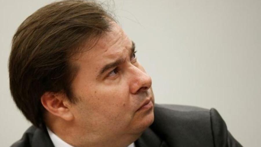 Rodrigo Maia (DEM-RJ), presidente da Câmara dos Deputados - Adriano Machado