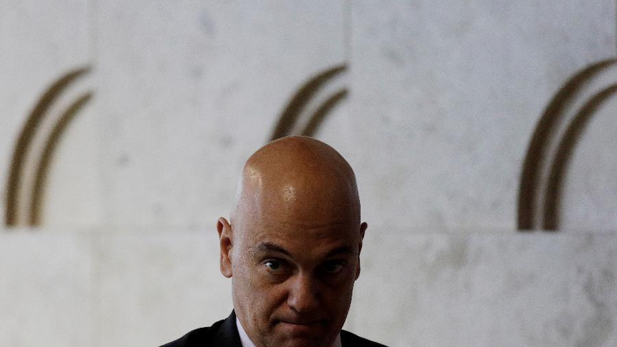 Ministro do STF Alexandre de Moraes -