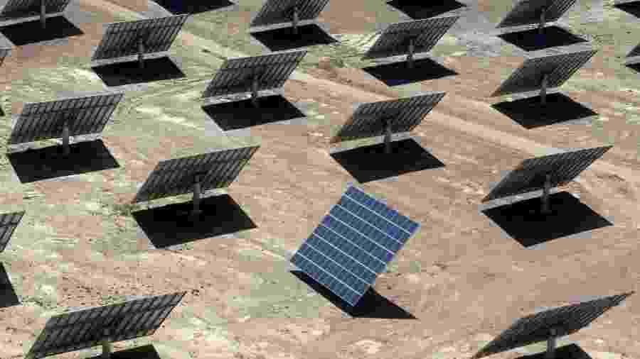 Parque de energia solar em Portugal - Jose Manuel Ribeiro