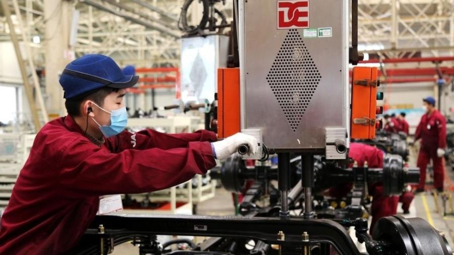China está liderando crescimento da economia mundial - Getty Images