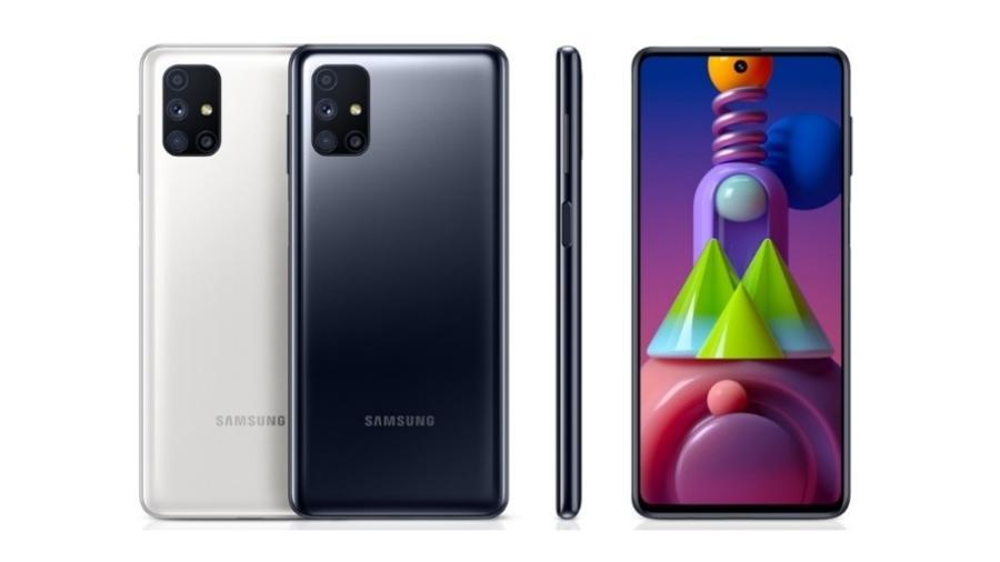 Galaxy M51 chega ao mercado brasileiro - Divulgação