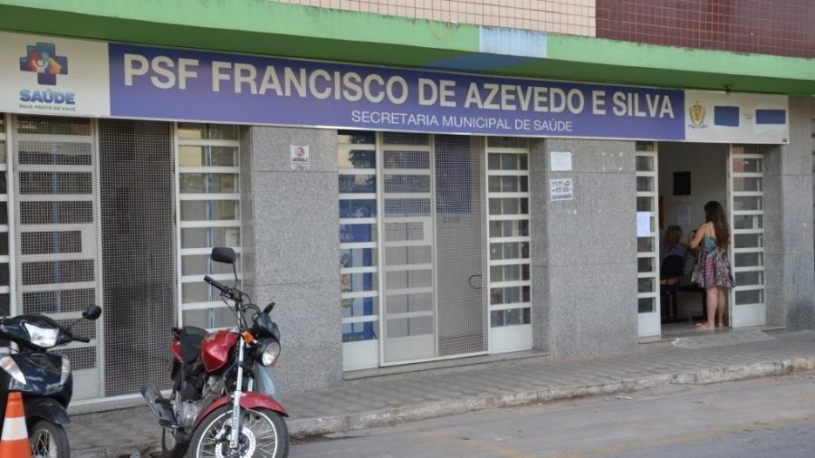 Posto de saúde em Serrana, onde uma idosa brigou com funcionários e xingou guarda-civil - Prefeitura de Serrana/Divulgação