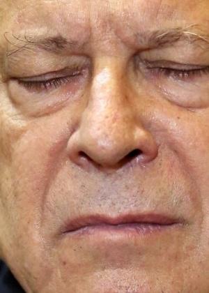 O ex-chefe da Casa Civil, José Dirceu