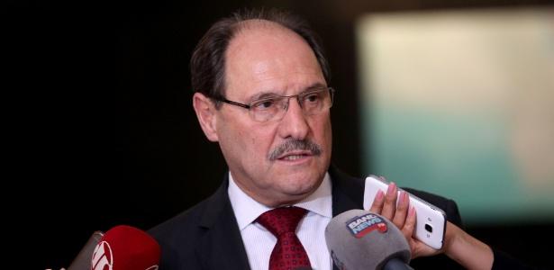 8.jun.2016 - O governador do Rio Grande do Sul, José Ivo Sartori
