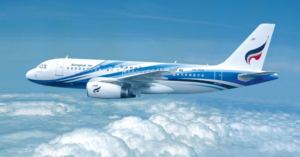 Avião da Bangkok Airways