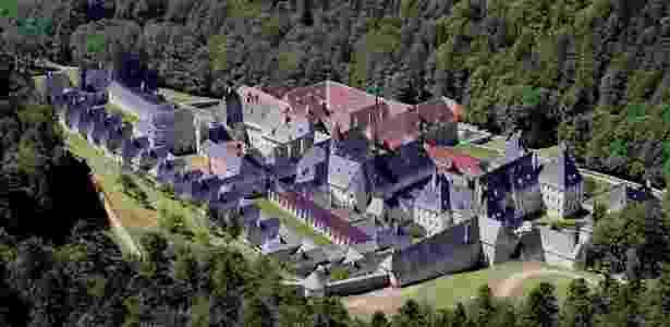 O licor era produzido no monastério até 1860 - Chartreuse/Divulgação - Chartreuse/Divulgação