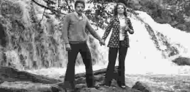 Lula e Marisa, nos anos 1970 - Reprodução/Fundação Perseu Abramo