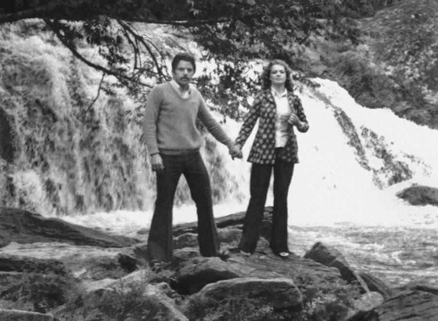 24.jan.2016 - O ex-presidente Luiz Inácio Lula da Silva e a ex-primeira-dama Marisa Letícia nos anos 1970