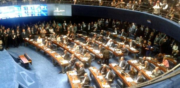 Plenário do Senado deve analisar fim de sigilo em investigações