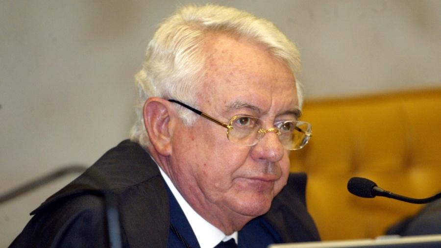 Carlos Velloso era presidente do TSE quando o voto eletrônico foi implantado - Alan Marques/Folhapress - 19.out.2005
