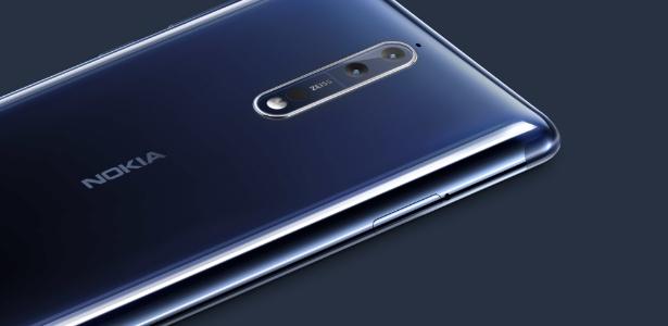 Nokia anunciou lançamento de um celular top de linha
