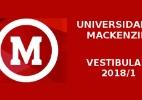 Inscrições para o Vestibular 2018/1 da Mackenzie termina hoje (21) - Mackenzie