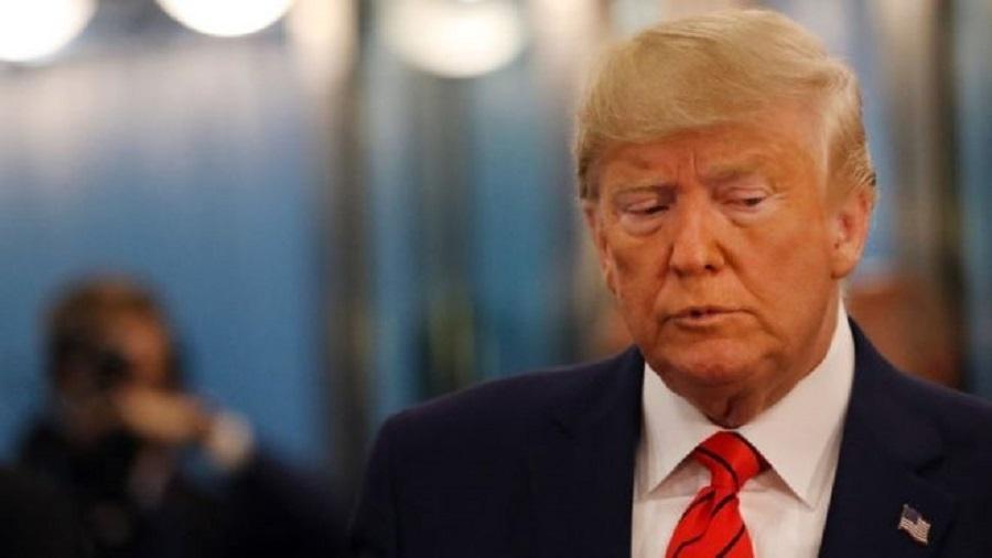 """Trump afirma ser alvo de uma """"caça às bruxas"""" por parte dos democratas e nega ter pressionado presidente ucraniano - Por David Morgan"""