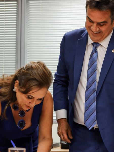 Assessoria diz que ex-candidata a vice-presidente passa bem - Divulgação
