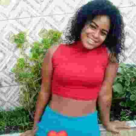 Maiara Oliveira da Silva, de 20 anos, está em estado grave - Reprodução/TV Globo