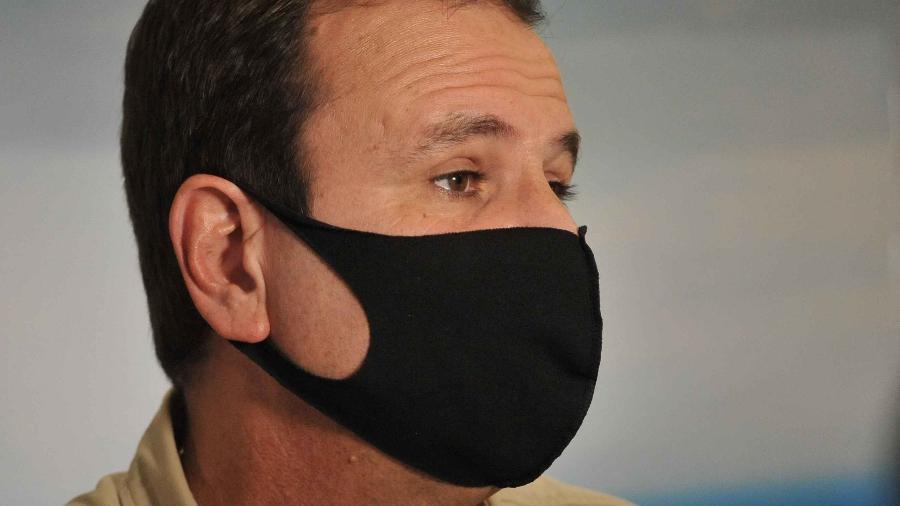 Ex-prefeito, Eduardo Paes lidera corrida eleitoral no Rio de Janeiro (33%); Marcelo Crivella tem 15% - Saulo Ângelo/AM Press & Images/Estadão Conteúdo