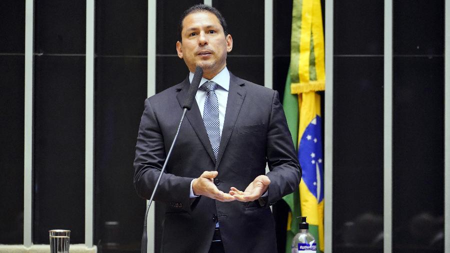 Vice-presidente da Câmara dos Deputados, Marcelo Ramos (PL-AM) - Marcelo Ramos
