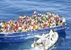 Escritório de imprensa da Marinha italiana/EPA/Efe/Divulgação