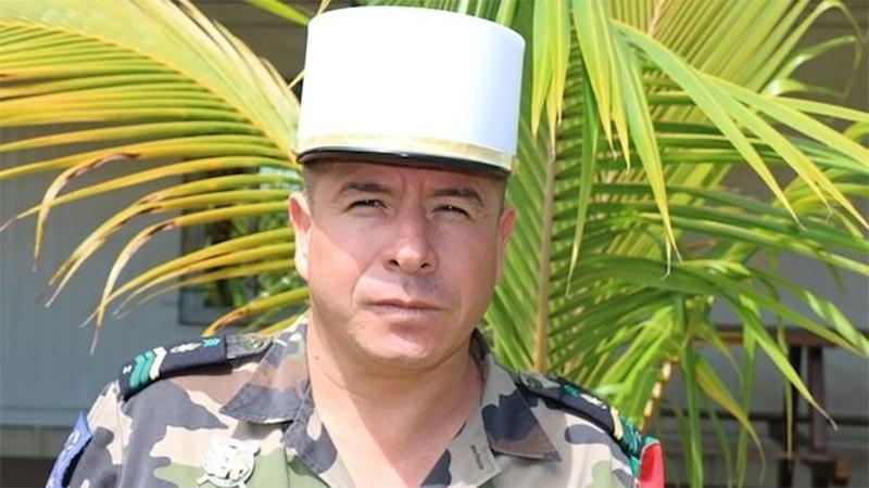 8.jan.2015  - O cabo-chefe mexicano Edgar, de 41 anos, já foi enviado ao Afeganistão, Chade e Kosovo. Atualmente, a Legião Estrangeira tem 7.800 homens de 150 nacionalidades