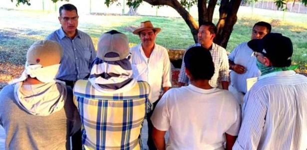 As autoridades de Guerrero criaram um grupo de negociação para libertar os reféns dos criminosos e da milícia criada pela comunidade de San Miguel Totolapan