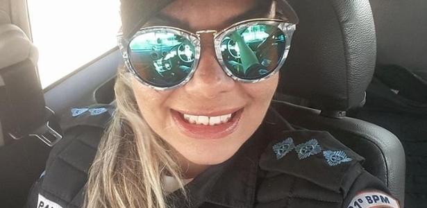 Em seu perfil, Ana Paula escreveu que a PM não iria atuar como de costume nesta sexta