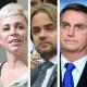 Filha de Jefferson, deputado do Pros e Bolsonaro gastam R$ 28 mil mensais com Correios - Arte/UOL