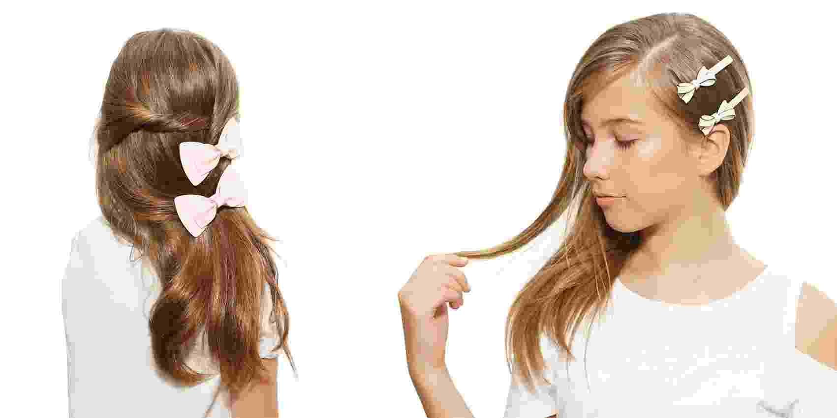 A Menina de Laço é uma empresa de São Paulo que faturou R$ 2,3 milhões em 2016 com a venda de acessórios para cabelos de meninas - Divulgação