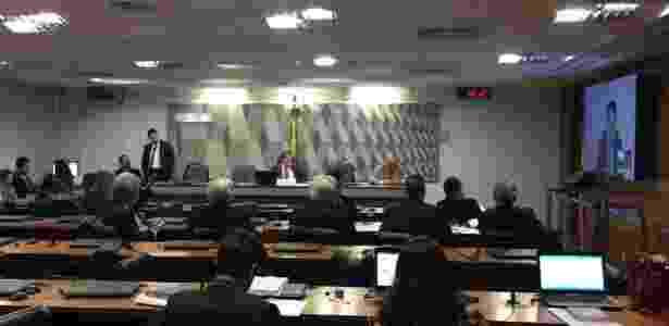 CPI da JBS ouve, por videoconferência, o ex-advogado da Odebrecht Tacla Durán - Luciana Amaral/UOL